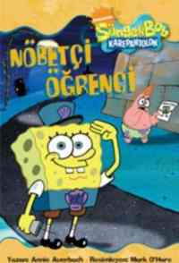 Sponge Bob Nöbetçi Öğrenci