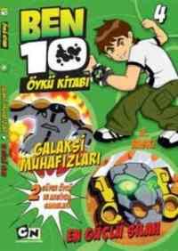 Ben 10 Öykü Kitabı 4 Galaksi Muhafızları