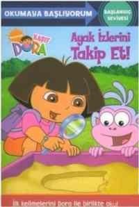 Kaşif Dora-Ayak İzlerini Takip Et!