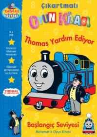 Thomas ve Arkadaşları: Thomas Yardım Ediyor (Oyun Kitabı)
