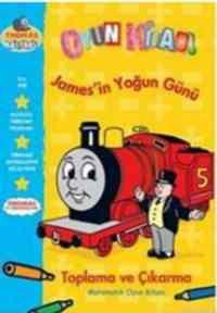 Thomas ve Arkadaşları: James'in Yoğun Günü (Oyun Kitabı)