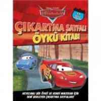 Arabalar: Çıkartma Sayfalı Öykü Kitabı