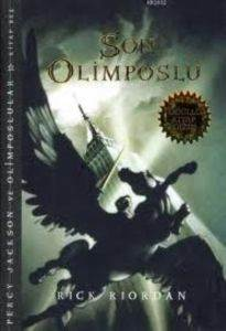 Percy Jackson ve Olimposlular 5-Son Olimposlu