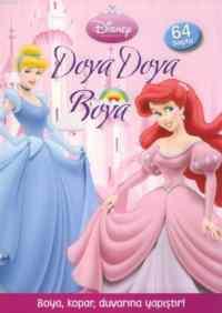 Doya Doya Boya: Disney Prenses