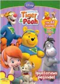 Arkadaşlarım Tiger ve Pooh: İpuçlarının Peşinde!