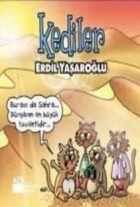 Komikaze: Kediler (Mini Kitap)
