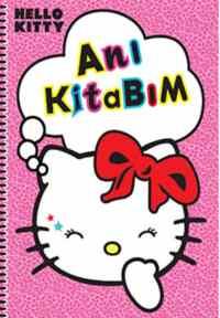 Hello Kitty Anı Kitabım