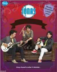 Jones Poster Kitabı