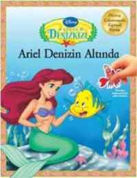 Küçük Denizkızı Ariel Denizin Altında