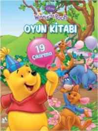 Winnie the Pooh Oyun Kitabı