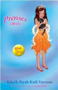 Prenses Okulu 19 - Prenses Hannah ve Küçük Siyah Kedi Yavrusu