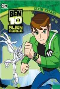 Ben 10 Alien Force Çizim Kitabı