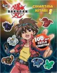 Bakugan Çıkartma Kitabı 1
