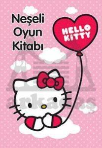 Hello Kitty Neşeli Oyun Kitabı
