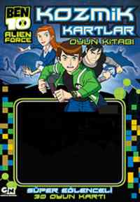 Ben 10 Kozmik Kartlar Oyun Kitabı