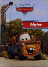 Arabalar: Mater