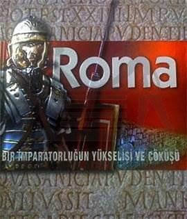 Roma imparatorluğunun Yükselişi ve Çöküşü