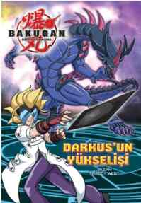 Bakugan: Darkus'un Yükselişi