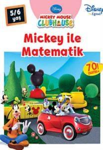 Mickey ile Matematik - 5/6 Yaş