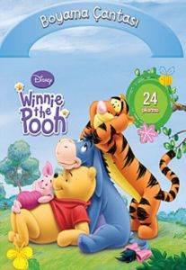 Boyama Çantası Winnie The Pooh