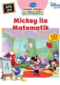 Mickey ile Matematik - 3/4 Yaş