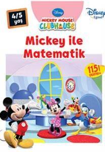 Mickey ile Matematik - 4/5 Yaş
