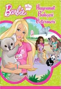 Barbie Hayvanat Bahçesi Veterineri