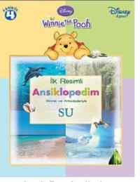 Winnie the Pooh İlk Resimli Ansiklopedim Su