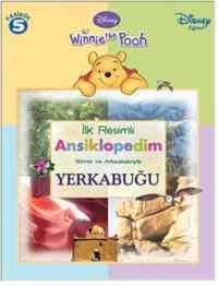 Winnie the Pooh İlk Resimli Ansiklopedim Yerkabuğu
