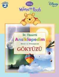 Winnie the Pooh İlk Resimli Ansiklopedim Gökyüzü