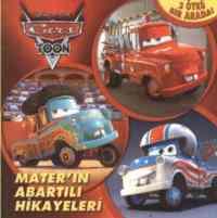Arabalar-Mater'in Abartılı Hikayeleri