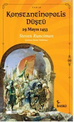 Konstantinopolis Düştü