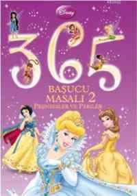 365 Başucu Masalı 2 Prensesler ve Periler