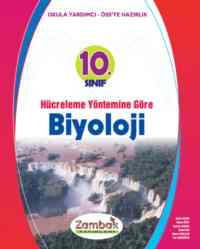 Hücreleme Yöntemine Göre Biyoloji 10.Sınıf