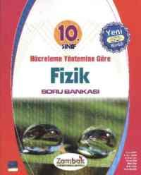 Hücreleme Yöntemine Göre Fizik Soru Bankası 10.Sınıf
