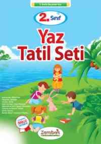2. Sınıf Yaz Tatil Seti