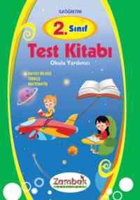 Zambak 2. Sınıf Test Kitabı