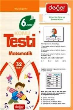 6. Sınıf Matematik Konu Testi