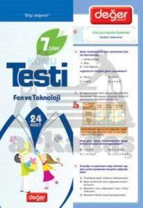 Değer - 7. Sınıf Konu Testi Fen ve Teknoloji (24 Adet)