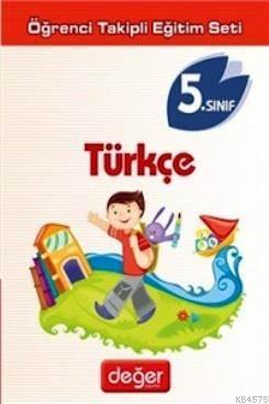 5. Sınıf Türkçe; Konu Anlatımlı