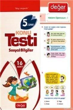 5. Sınıf Sosyal Bilgiler Konu Testi