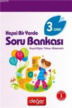 3. Sınıf Hepsi Bir Yerde Soru Bankası