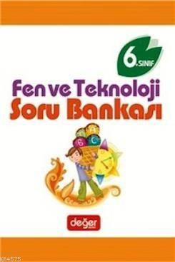 6. Sınıf Fen Ve Teknoloji Soru Bankası