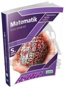 Zambak 5.Sınıf Yapılandırıcı Eğitim Seti Matematik Soru Bankası(Çözümlü Dvd'li))
