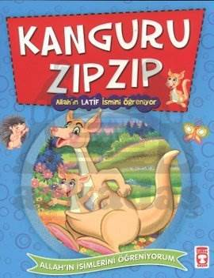 Kanguru Zıpzıp Allahın Latif İsmini Öğreniyor