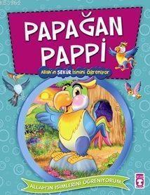 Papağan Pappi Allahın Şekur İsmini Öğreniyor