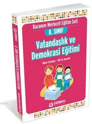 Coşku 8.Sınıf Kames Vatandaşlık ve Demokrasi Eğitimi