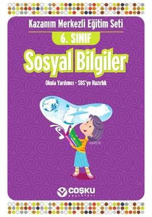Coşku 6.Sınıf Kames Sosyal Bilgiler_Yeni_2012