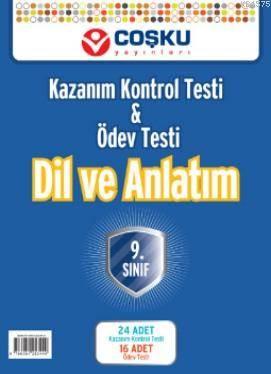 Coşku 9.Sınıf K.K.Testi & Ödev Testi  Dil ve Anlatım_Yeni_2012