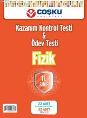 Coşku 11.Sınıf K.K.Testi & Ödev Testi  Fizik_Yeni_2012